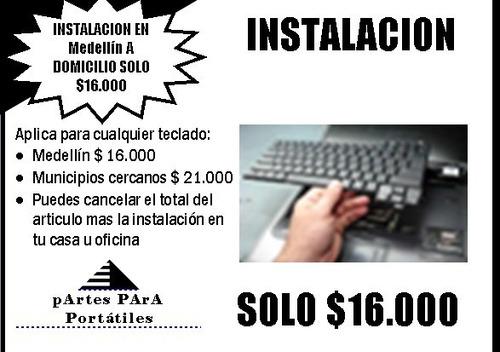 teclado sony vpcea24fm vpcea24fm/b vpcea24fm/g vpcea español