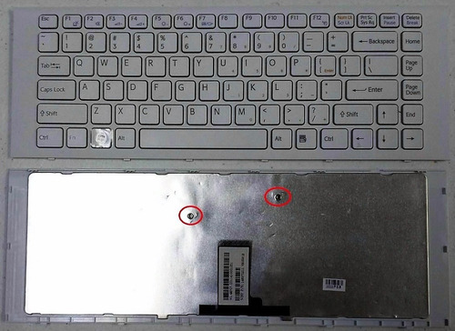 teclado sony vpceg pcg-61a11 12 13 14 pcg-61911 pcg-61913