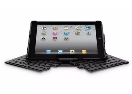 teclado tamaño real p/ ipad impecable ojo !!!