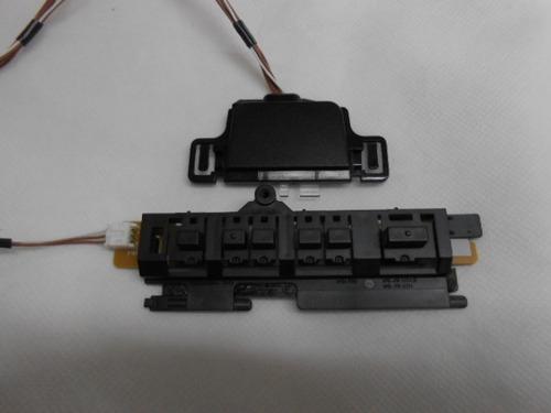 teclado tnpa 5917 e sensor remoto panasonic tc50a400b