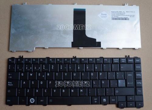 teclado toshiba a505-c640-c840-c855d
