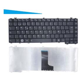 Teclado Toshiba C645 L645 L745 L600 Nuevo Envío Gratis