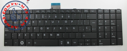 teclado toshiba c850 c855 c870 c875 l850 l855 l870 l875 sp