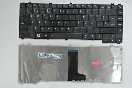 teclado toshiba l640 l645 l645d c600 c600d c640 c645 esp