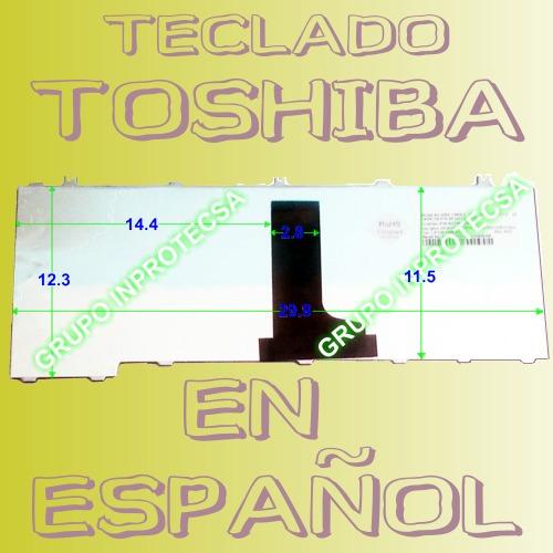 teclado toshiba l645 l645d l645d -sp4170rm negro español mmu