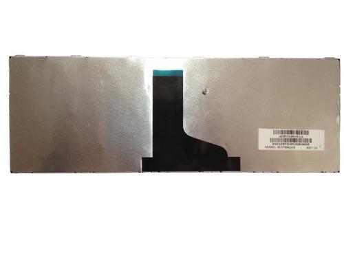 teclado toshiba l800 l845 l845d c845d c800 l830 español sp0