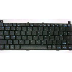 teclado toshiba nb100 negro español