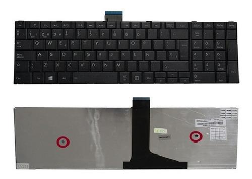 teclado toshiba satellite c55 c55-a c55dt c55dt-a c55d