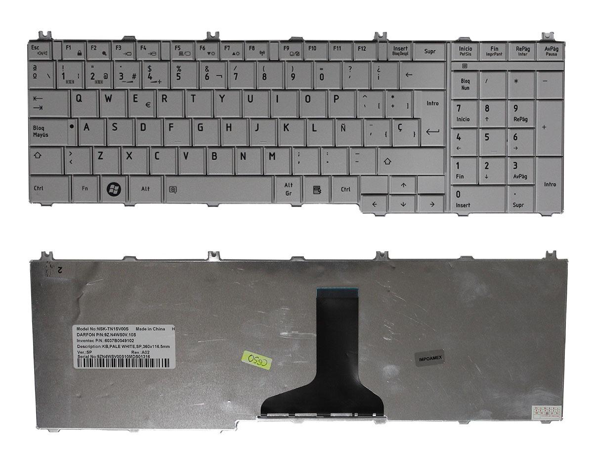 FOR Toshiba Keyboard 9Z.N4WGQ.001 9Z.N4WSC.001 9Z.N1X82.001 9Z.N4WGV.001 Black