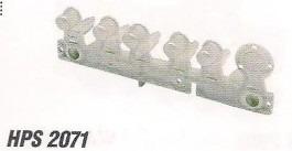 teclado tv cce hps2071 + tecla power hps2071