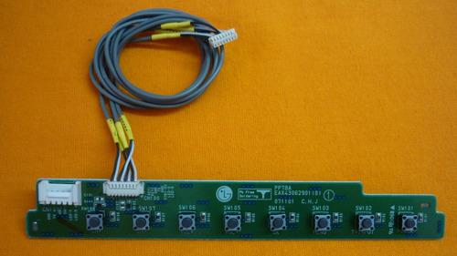teclado tv lg 32pc5rv plasma