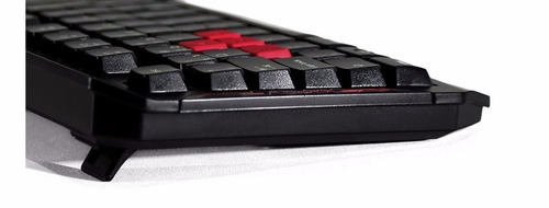teclado usb gamer iluminado  a4tech bloody q100u