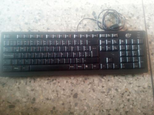 teclado usb listo para usar