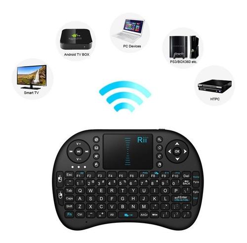 teclado y mouse inalambrico tablet android smart tv xbox mac