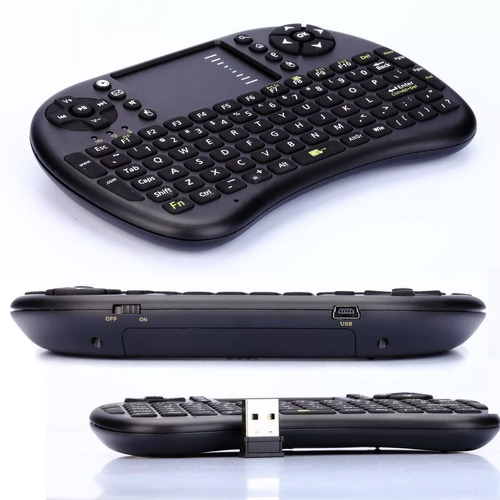 teclado y mouse inhalambrico tablet android smart tv xbox