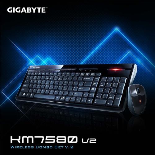 teclado y mouse km7580