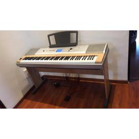 Teclado Yamaha Dgx-630, 88 Teclas Pesadas Simil Piano