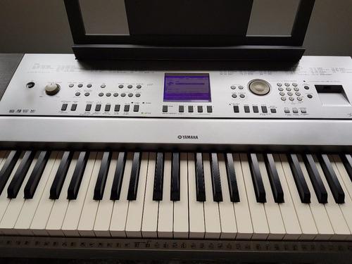 teclado yamaha dgx 640 r em mercado livre. Black Bedroom Furniture Sets. Home Design Ideas