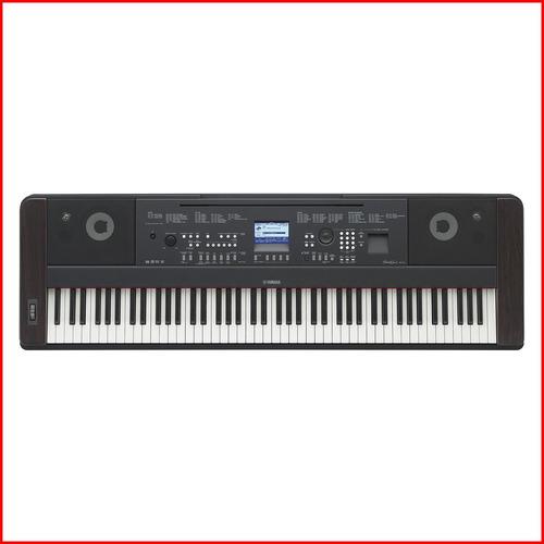 teclado yamaha dgx650b 88teclas pesadas mueble - 12cuotas!!