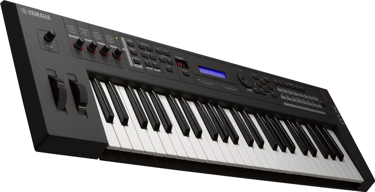 Mx  Yamaha Keyboard
