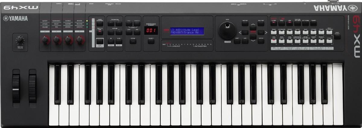 89a4d2727c5fb Teclado Yamaha Mx49 49 Teclas Instrumento Musical -   15