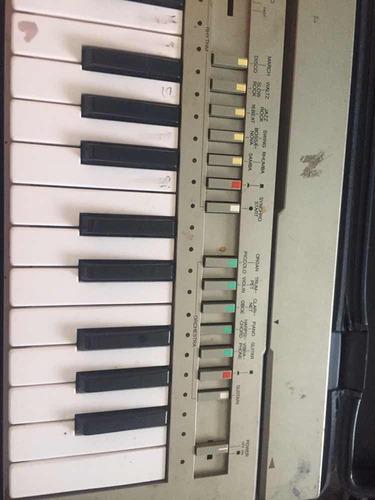 teclado yamaha portalsound pc-100