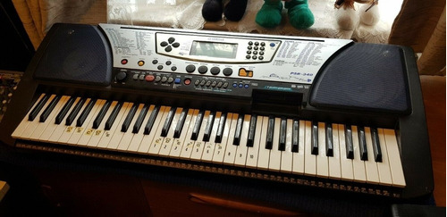 teclado yamaha psr-340 61 teclas