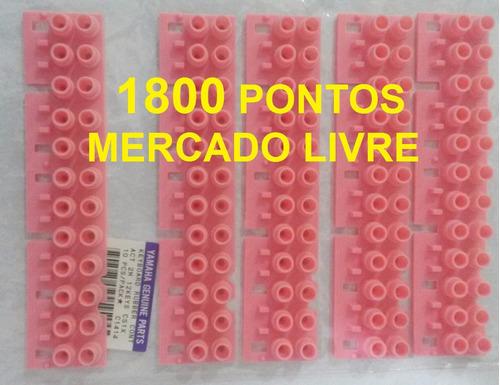 teclado yamaha psr-420 / psr-320 / psr-220  kit 5 borrachas