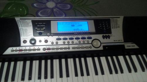 teclado yamaha psr 550 novíssimo