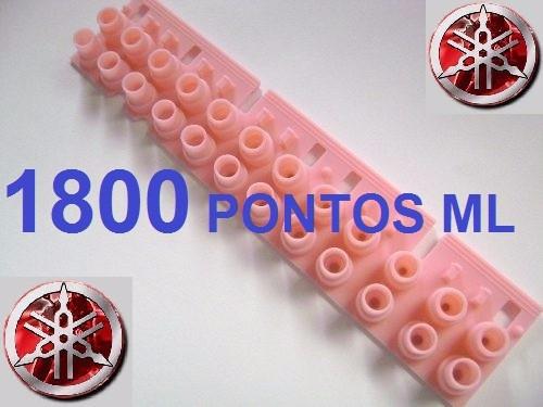 teclado yamaha psr-600 borracha nova, promoção aproveite !