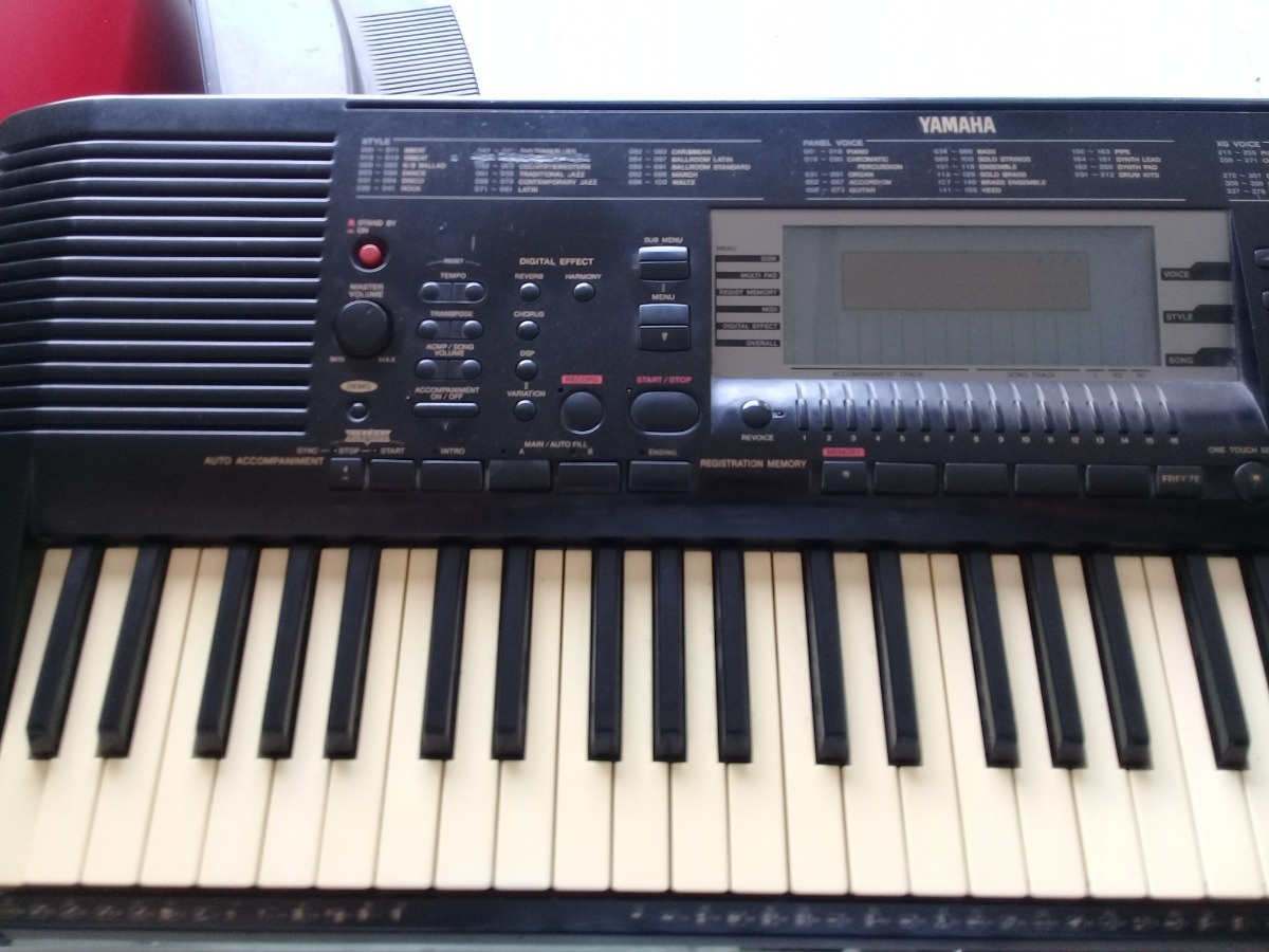 ritmos para teclado yamaha psr 630 gratis