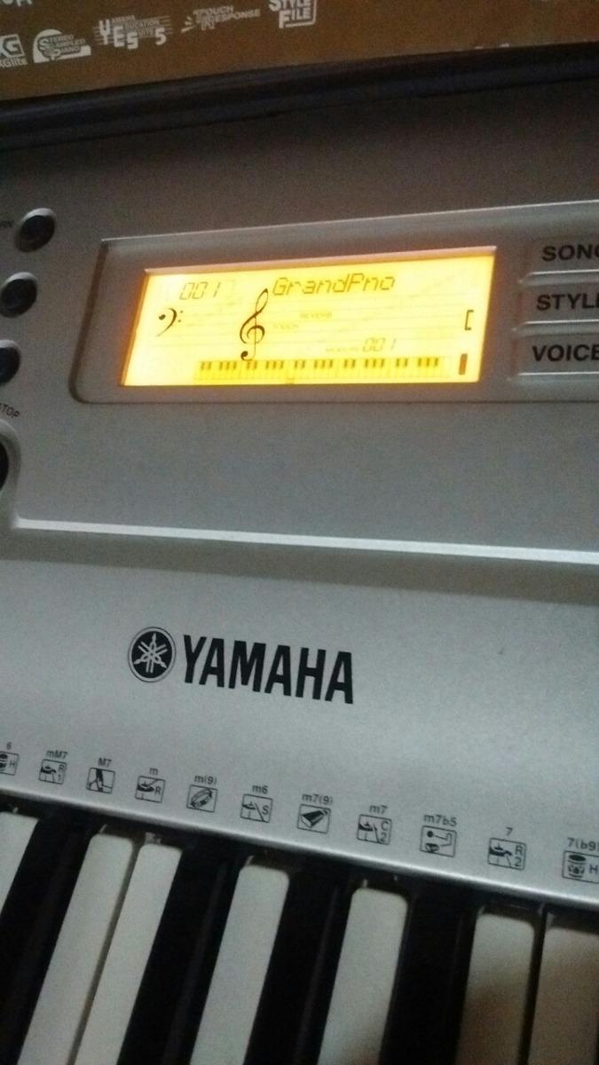 teclado yamaha psr e313 sensitivo 5 octavas como nuevo 5 999 00 rh articulo mercadolibre com ar Reparacion De Teclados Yamaha Ritmos Para Teclados Yamaha