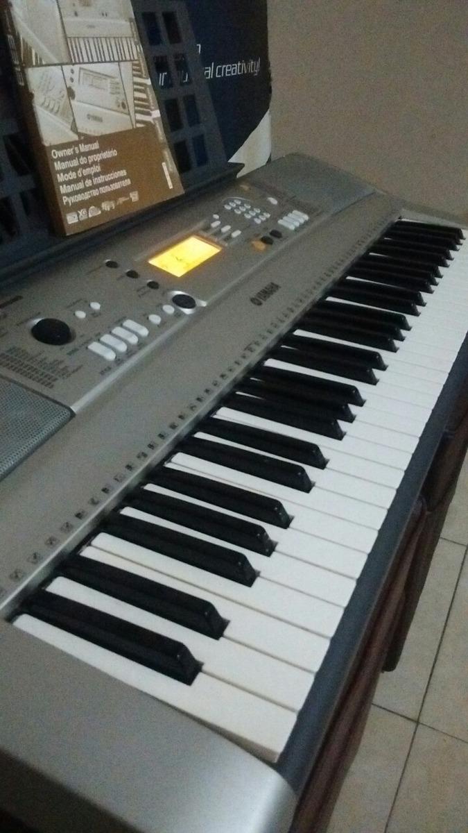 teclado yamaha psr e313 sensitivo 5 octavas como nuevo 5 999 00 rh articulo mercadolibre com ar Teclado Yamaha YPT 320 Teclado Yamaha PSR 640