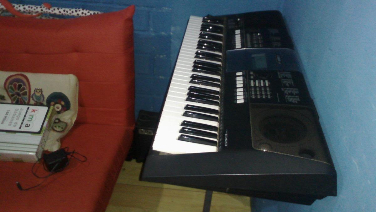 Teclado yamaha psr e423 en mercado libre for Yamaha psr e423 for sale