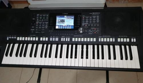 teclado yamaha psr s 950