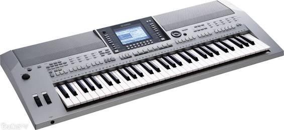 teclado yamaha psr s710 aceito trocas r em mercado livre. Black Bedroom Furniture Sets. Home Design Ideas