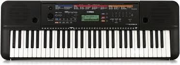 teclado yamaha psre263spa paquete todo incluido remate !!