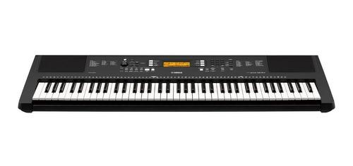 teclado yamaha psrew300 76teclas usb + fuente + envio