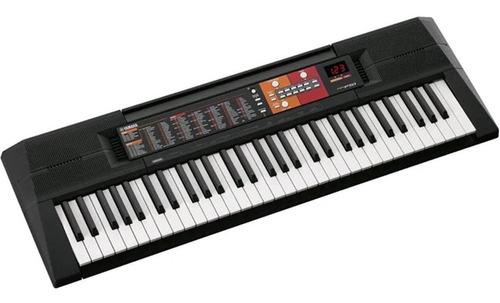 teclado yamaha psrf 51+ fuente+ sop.+ funda regalo /cuota of
