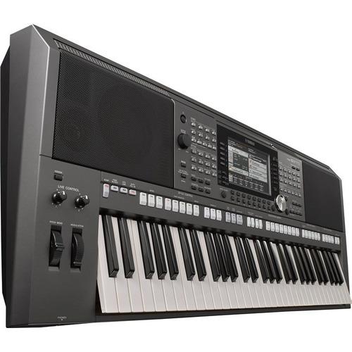 teclado yamaha psrs970 poliza 1 año y envío gratis