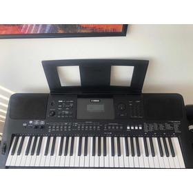 Teclado Yamaha Semi-nuevo Psr-463, Con Sonido Voces Y Groove