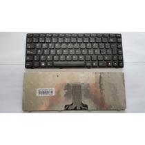 Teclado Laptop Lenovo G480, G485 Nuevo Sp