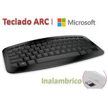 Teclado Microsoft Arc Inalambrico Keyboard