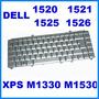 Teclado Dell Inspiron 1520 1521 1525 1526 Xps M1330 M1530