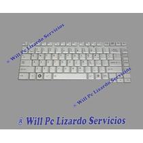 Teclado Para Portatil Toshiba M205 (usado)