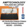 Teclado Laptop Hp Pavilion Dv8000 Dv8100 Dv8200 Dv8300 Dv840