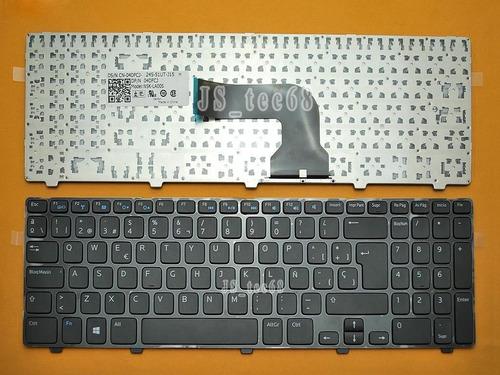 teclados laptop dell 5323 5423 3360 n3010 n4010 4030 n5020