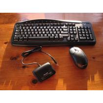 Teclado Mouse Inalambrico Microsoft Mod.700