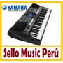 Teclados Pianos Yamaha Psr Con Trasformador Original Gratis!