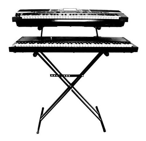 teclados pie soporte